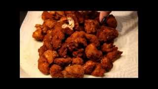 How To Make Crispy Popcorn Chicken