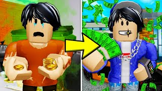 Poor To Rich: Making Money! A Roblox Movie (Story)