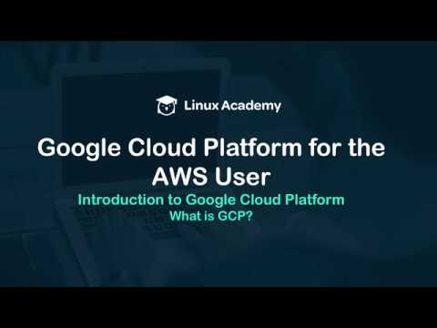 What is GCP?