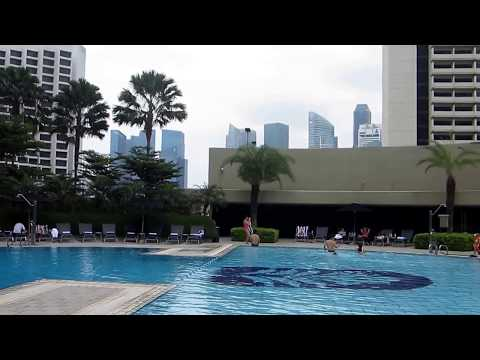 Pan Pacific Singapore POOL TOUR