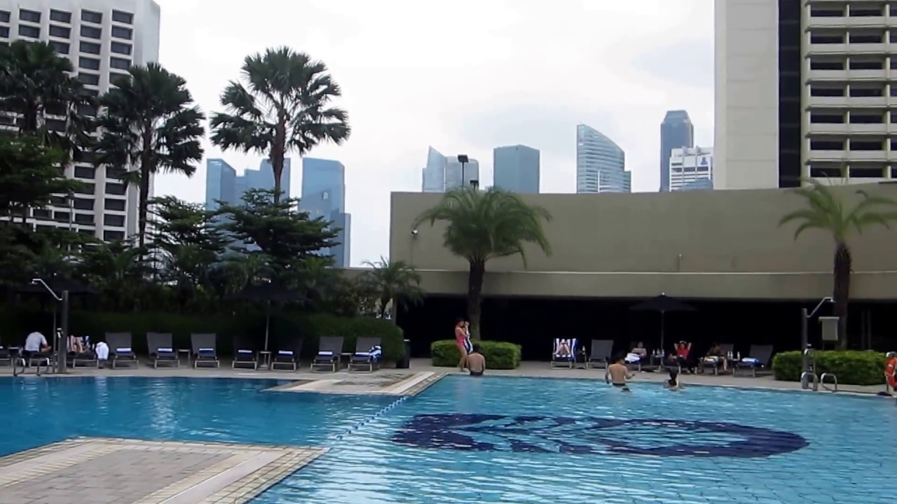 Pan pacific singapore pool tour youtube - Pan pacific orchard swimming pool ...