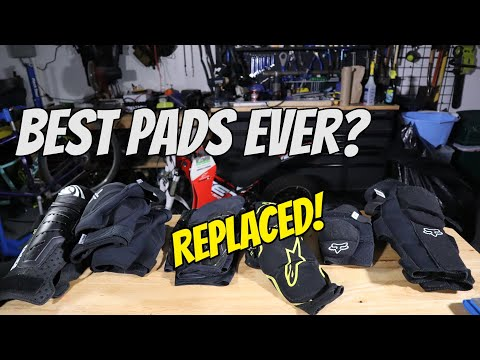 #MTBPlanB Best all around knee/elbow protectors for mountain biking?