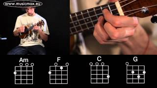RHCP - Otherside ukulele chords