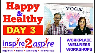 Day 3 - Happy & Healthy 21-Day Challenge Jal Neti Clean Your Breathing Apparatus