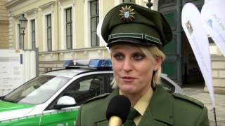 Roter Flash und Yelp-Ton: Neue Anhaltesignale der Polizei - Bayern