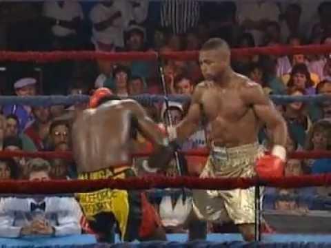 Roy Jones Jr's Greatest Knockouts