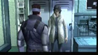 MGS1 Snake VS Grey Fox ( VF )