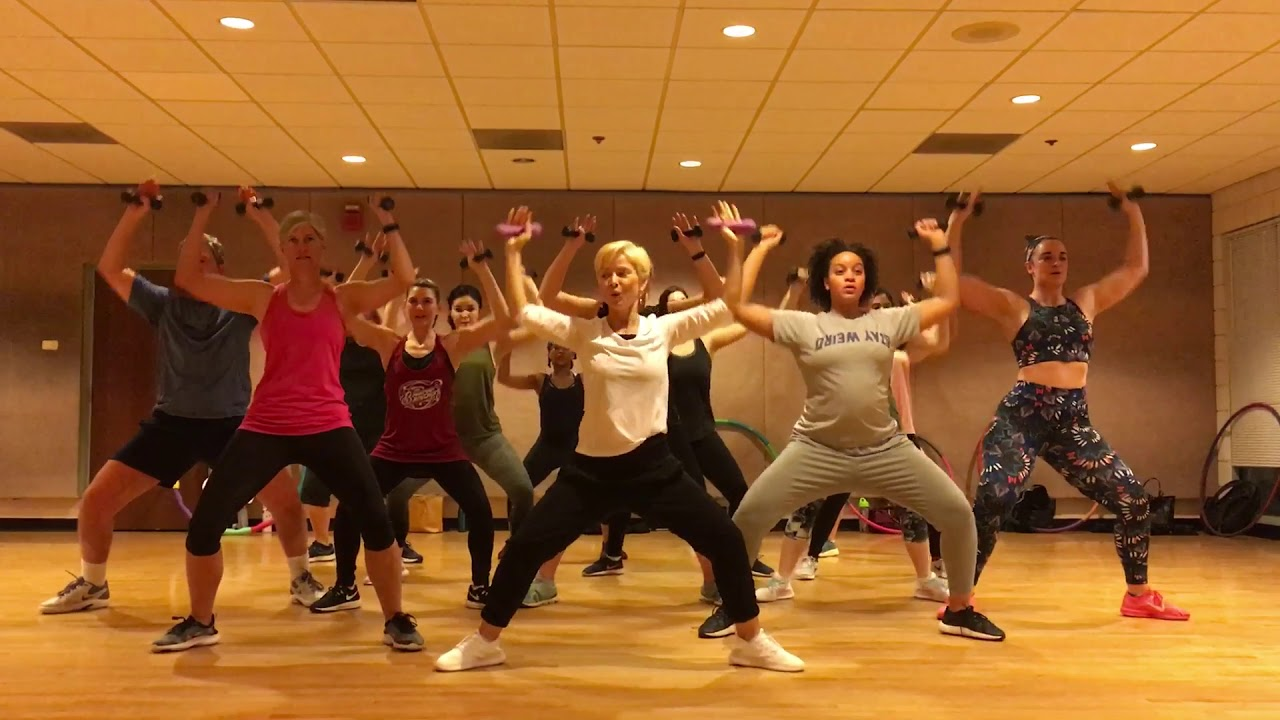 """MACARENA"" - Dance Fitness Workout with Weights Valeoclub"