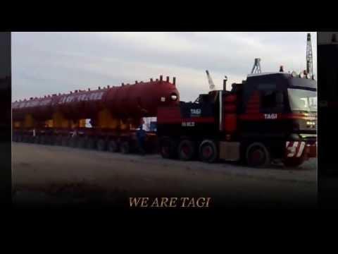 TAGI - SUPER HEAVYLIFT TRANSPORT