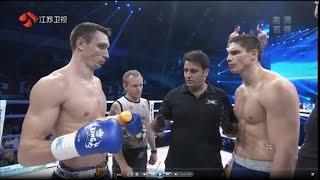 Rico Verhoeven vs Andrei Herasimchuk **Fightstadium-TV**
