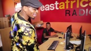 Diamond Platnumz- Atembelea Ofisi za EATV (EAST AFRICA TV )