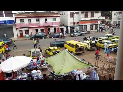 Market ,  Sao Tomé  -1 ext.