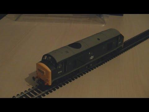 "Heljan 2302 Class 23 ""Baby Deltic"" D5908 BR Green Review (OO Gauge) HD"