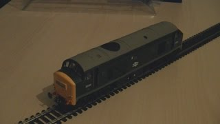 "Heljan 2302 Class 23 ""Baby Deltic"" D5908 BR Green Review (OO Gauge) HD"
