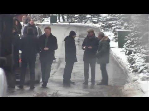 Олигарх Сосин пришёл на похороны бывшей супруги, убитой их сыном
