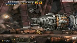 Metal Slug XX - PSP - Mission #01