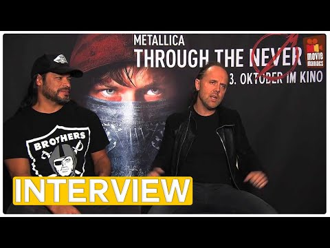 Metallica | Lars Ulrich & Robert Trujillo...
