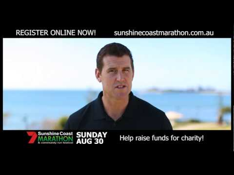 Ben Roberts-Smith, VC, MG to run in 7 Sunshine Coast Marathon 2015