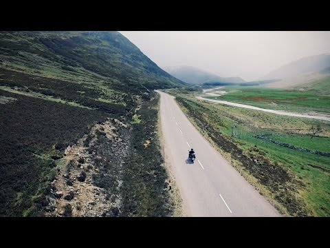 Scotland A Motorcycle Adventure