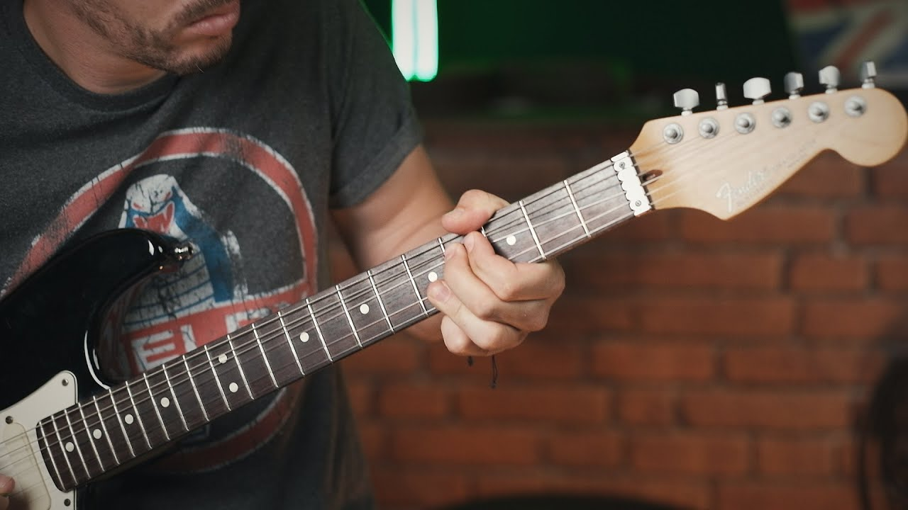 Quelques plans Country-Rock l Tuto Guitare