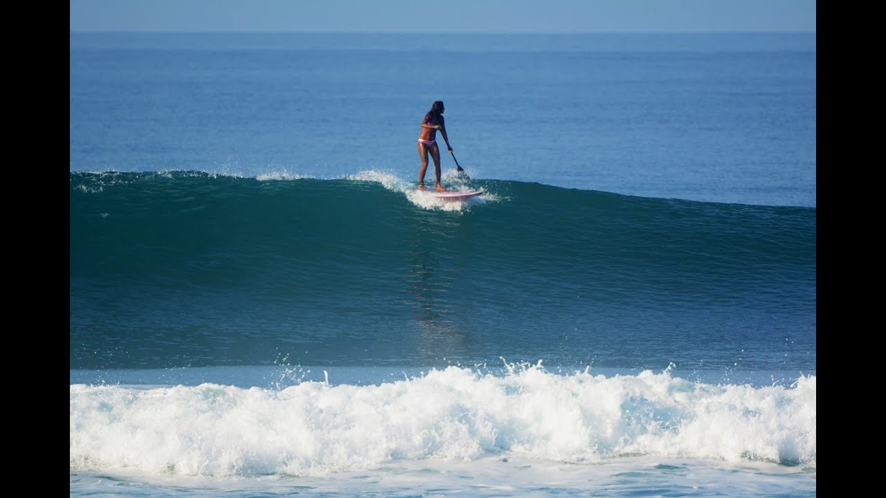 January 31 2016 Surfing Playa Hermosa Costa Rica Cheech On Beach