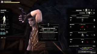 ESO Seducer Magika gain armor and weapon set location