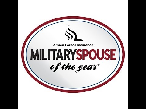 Steve Powers - AFI Military Spouse of the Year 2019 features 4 local military wives