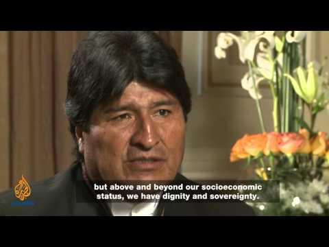 Talk to Al Jazeera - Evo Morales: A Bolivian idol