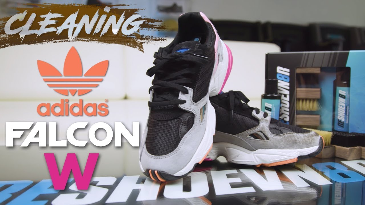 4cae1c0ab20 How to Clean Adidas Falcon Shoe