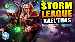 Kael'thas - I owe you some hots content // Storm League - Master