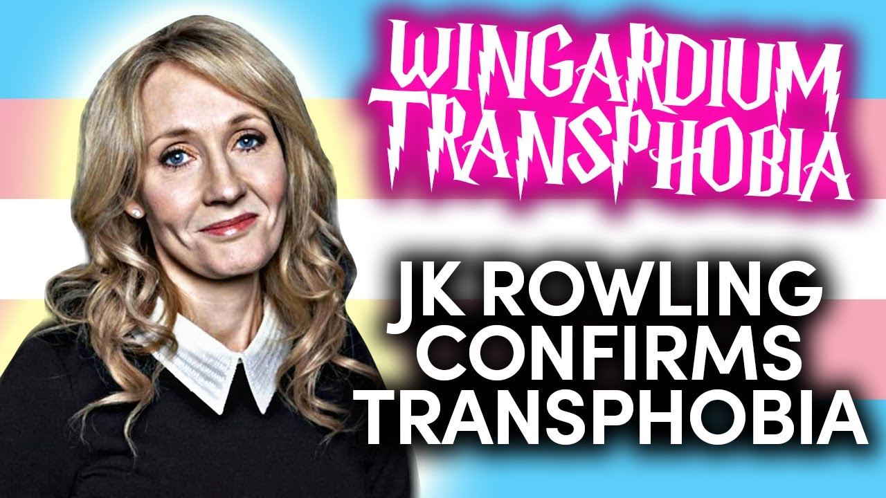 J.K. Rowling's Support of Researcher Fired for Being Anti-Trans ...