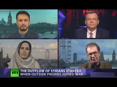 CrossTalk on EU migration crisis: Human Tidal Wave