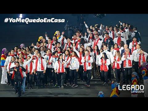 Lima 2019 | Ceremonia de Clausura Juegos Panamericanos