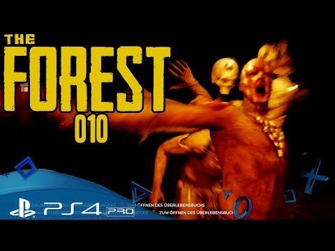 Unser Ende 🔞 The Forest 🌲 PlayStation 4 Pro Deutsch