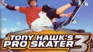 Nuoruuteni suosikkipelejä: Tony Hawk