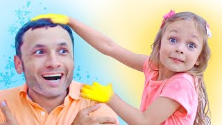 Fruits Song for Kids | Children Song by Maya and Mary