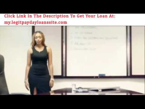 The Real Deal: New Twist on Payday Loan Scam from YouTube · Duration:  2 minutes 33 seconds  · 14,000+ views · uploaded on 2/22/2013 · uploaded by CBS6 Albany