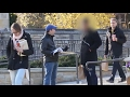 Hidden Camera - Yale College Students Sign Petition To Repeal 1st Amendment - Against Free Speech