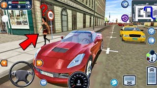 Android Game: Car Driving School Simulator gameplay #21 - Car Games