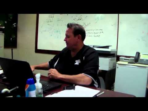 Coach Hank Tierney recalls his, the West Jeff football team
