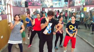 chandigarh returns bhangra fitness by anew fitness centre and dance academy