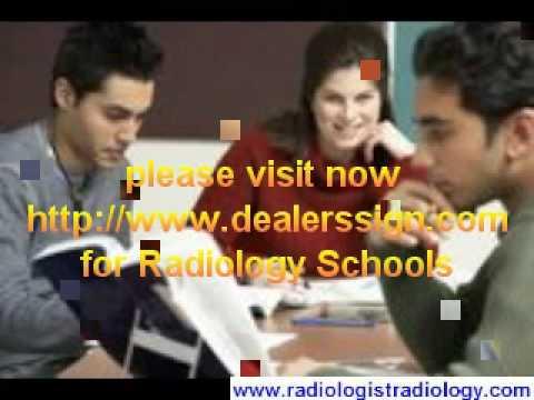 Radiology Schools, Health Care