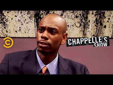 When Keeping It Real Goes Wrong - Vernon Franklin - Chappelle's Show