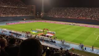 Хорватия - Украина - 1-0