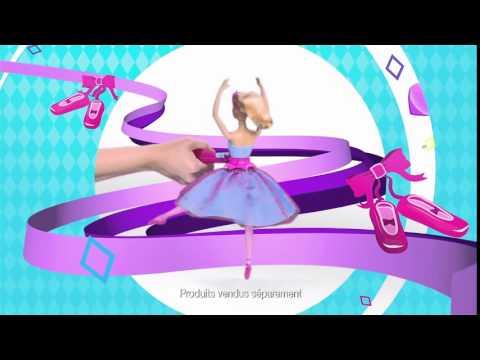 Barbie danseuse magique et barbie sir ne bulles magiques - Barbie danseuse magique ...