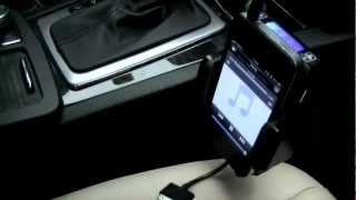 Allkit Hi-Fi Hands-free FM Transmitter Car Kit For iPhone 4S iPhone 4 iPhone 3GS iPod