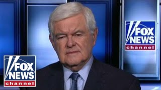 Newt Gingrich on impeachment probe: 'All of this is garbage'