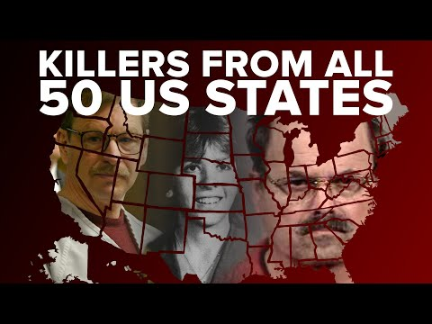 Terrifying Killers From All 50 US States