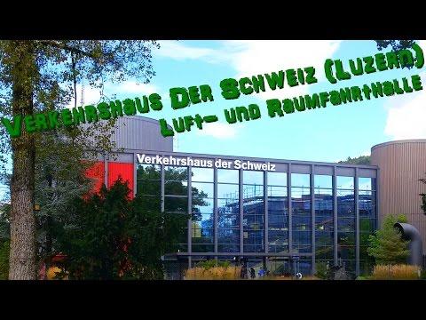 Verkehrshaus der Schweiz (Luzern) I Luft- und Raumfahrthalle