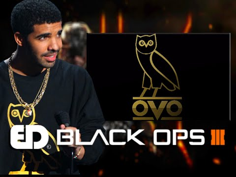 Black Ops 3: DRAKE OCTOBERS VERY OWN Emblem Tutorial (Emblem Attack 3)